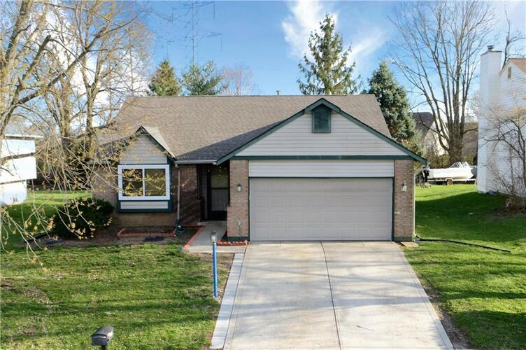 5809  Buck Rill Drive Indianapolis, IN 46237 | MLS 21775812