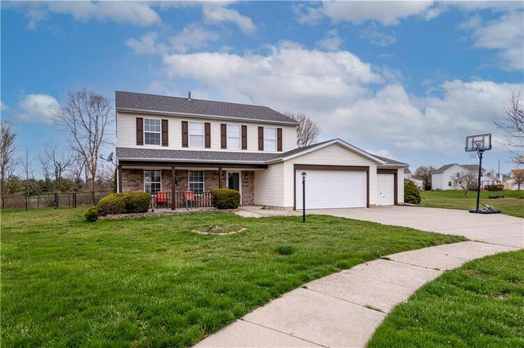 305  CREEKSTONE Court Indianapolis, IN 46239 | MLS 21775817