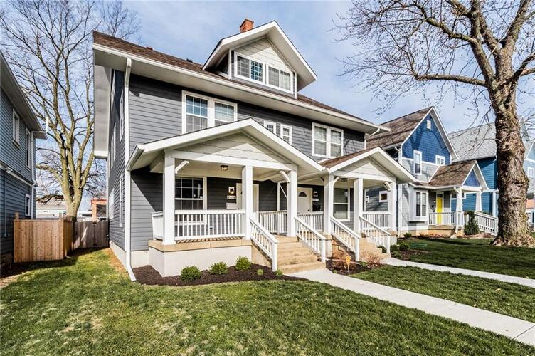 2616 N College Avenue Indianapolis, IN 46205 | MLS 21775857