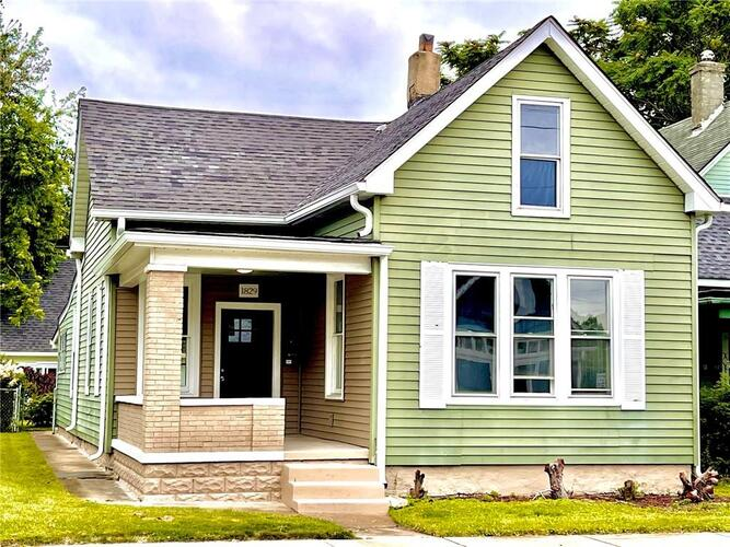 1829 S East Street Indianapolis, IN 46225   MLS 21775870
