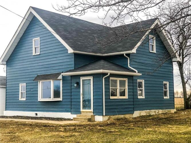 8319 E County Road 800  Forest, IN 46039 | MLS 21775888
