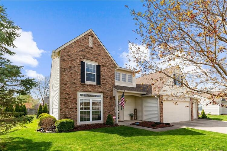 500  Hannah Place Franklin, IN 46131 | MLS 21776352