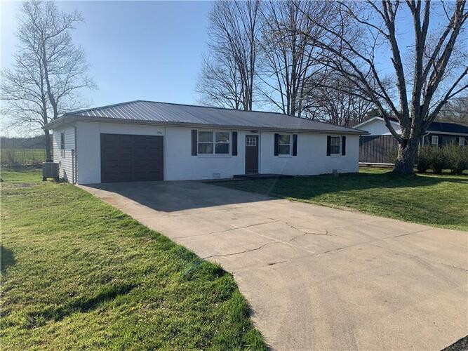 12516 S Hillview Drive Columbus, IN 47201 | MLS 21776357