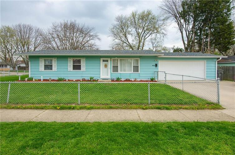 4112  BEAUPORT Road Indianapolis, IN 46222   MLS 21776397