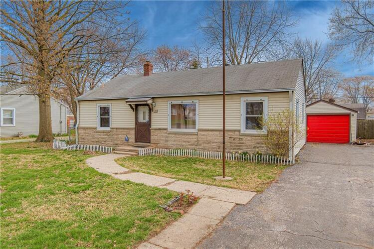 483 S Somerset Avenue Indianapolis, IN 46241   MLS 21776458