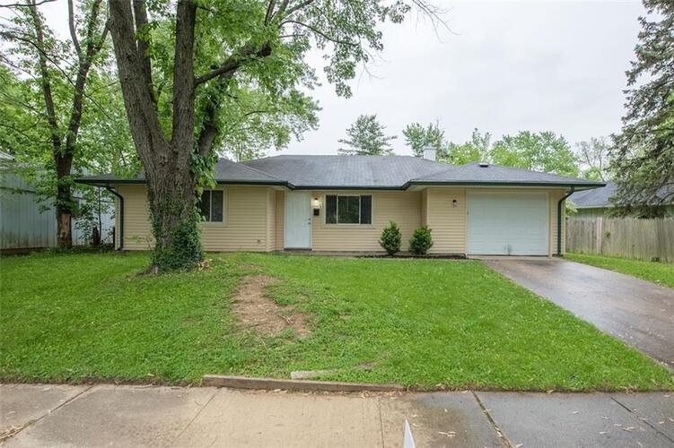 3661  CELTIC Drive Indianapolis, IN 46235 | MLS 21776513