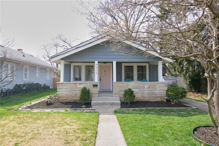 4826  Crittenden Avenue Indianapolis, IN 46205 | MLS 21776595