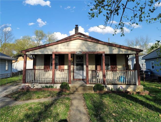 2425  Mars Hill Street Indianapolis, IN 46241   MLS 21776619