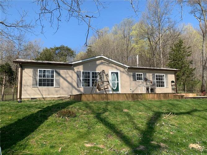 4055  S Mill Rd  Carbon, IN 47837   MLS 21776716