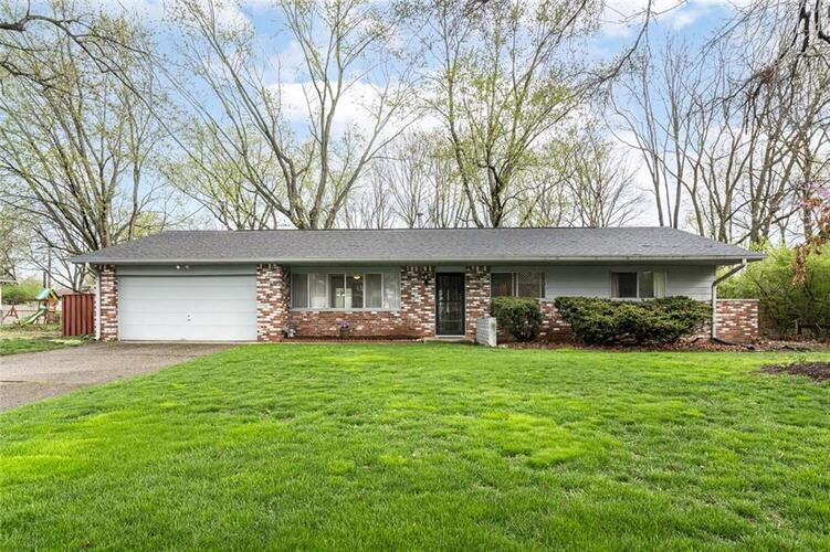 1132 W 79th Street Indianapolis, IN 46260 | MLS 21776726