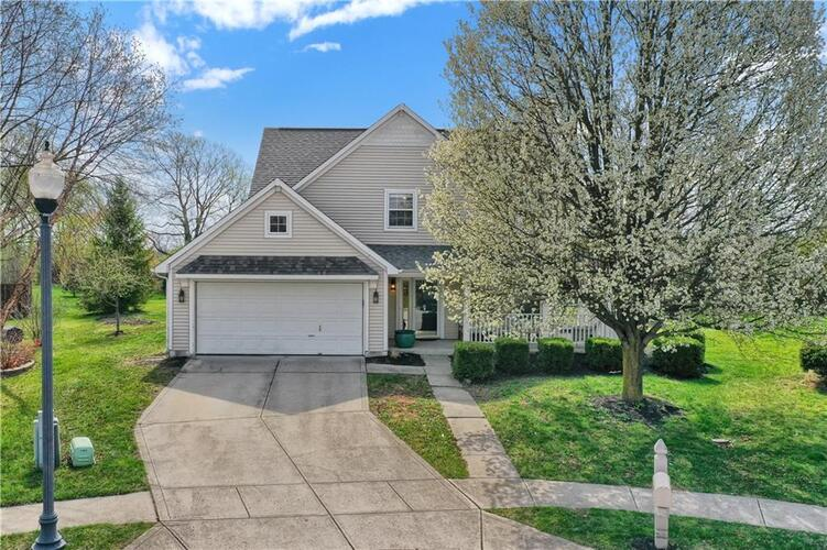 11211  Cowan Lake Court Indianapolis, IN 46235   MLS 21776774