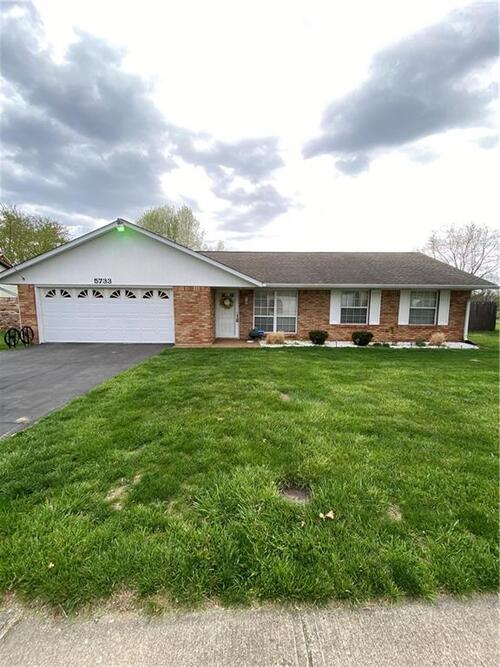 5733  Old Mill Drive Indianapolis, IN 46221 | MLS 21776836