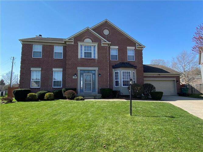 2110  Gradison Court Indianapolis, IN 46214 | MLS 21776911