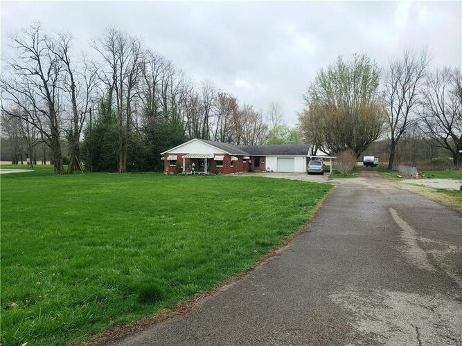 8087 E Co Road 200 S  New Point, IN 47263   MLS 21776977