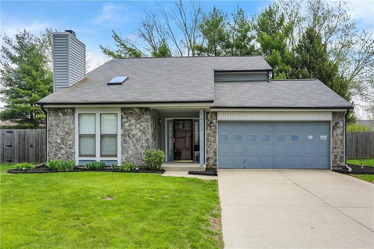 7423  Pullman Court Indianapolis, IN 46256 | MLS 21777013