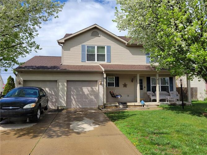 5216  Hodson Drive Indianapolis, IN 46241   MLS 21777156