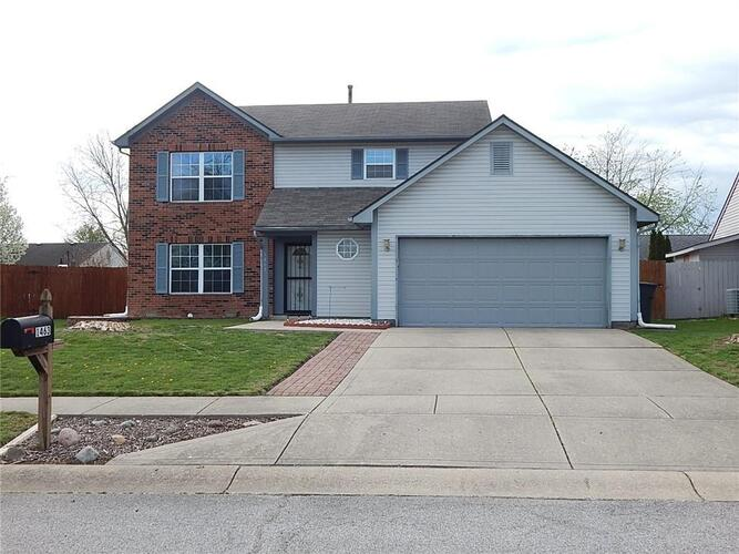1463  Country Pointe Drive Indianapolis, IN 46234 | MLS 21777342
