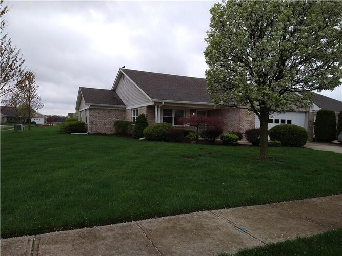 7933  Park Ward Place Indianapolis, IN 46259 | MLS 21777528