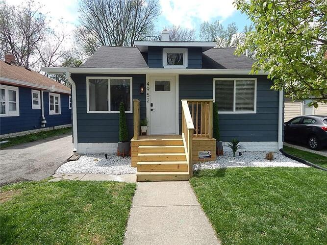 4952  KINGSLEY Drive Indianapolis, IN 46205 | MLS 21777681