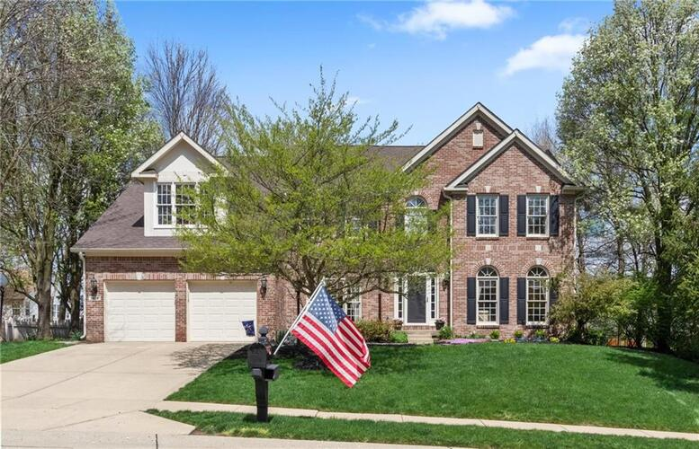 9624  Fortune Drive Fishers, IN 46037 | MLS 21777743