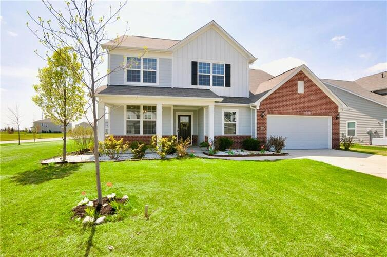 12713  Amber Star Drive Noblesville, IN 46060 | MLS 21777805