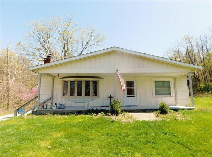 8833 S State Road 243  Cloverdale, IN 46120   MLS 21777879