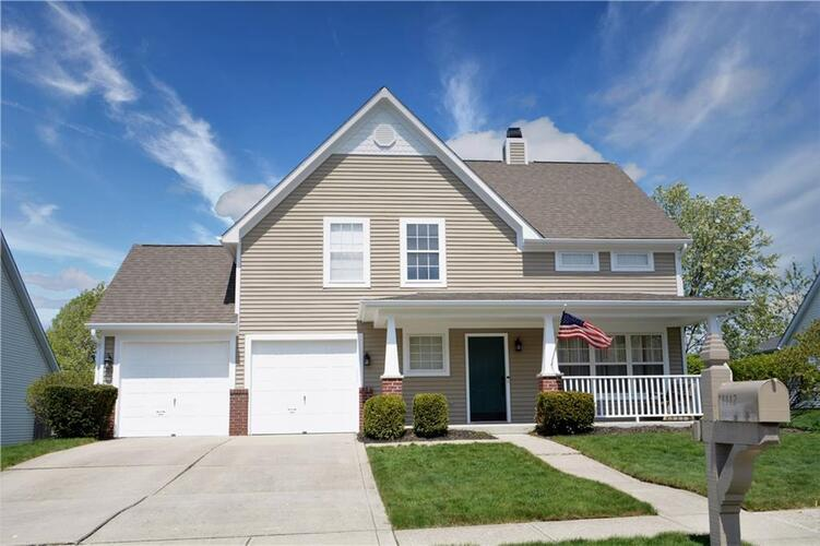 11112  Cowan Lake Court Indianapolis, IN 46235   MLS 21777938