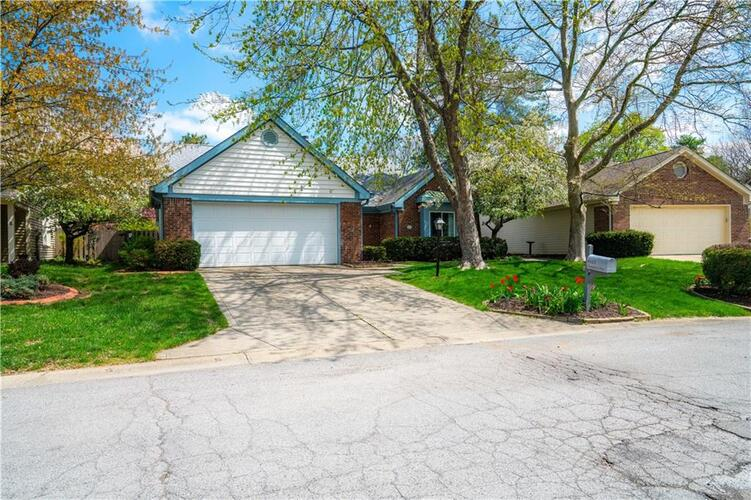 8663  Champions Drive Indianapolis, IN 46256 | MLS 21777980