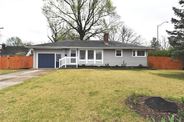 2405 E 58th Street Indianapolis, IN 46220 | MLS 21778130