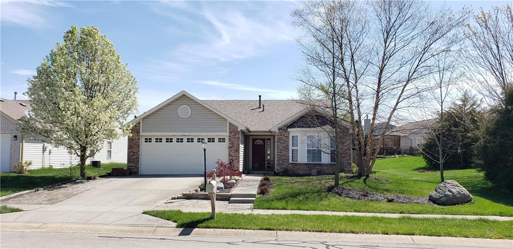 11811  Shady Meadow Place Fishers, IN 46037 | MLS 21778236