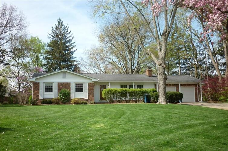 7103  Tower Court Indianapolis, IN 46214   MLS 21778281