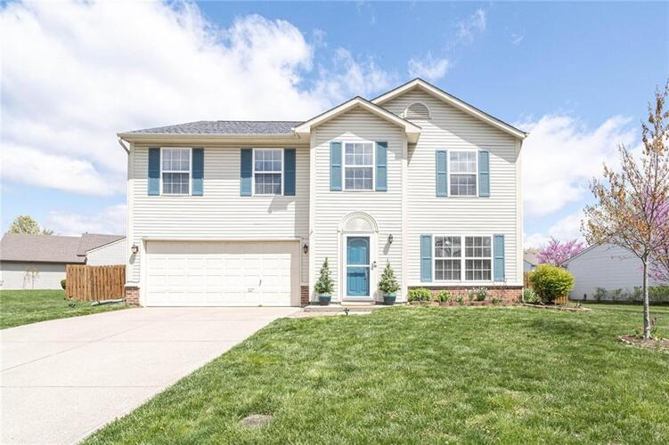 9010  Stonewall Drive Indianapolis, IN 46231   MLS 21778329