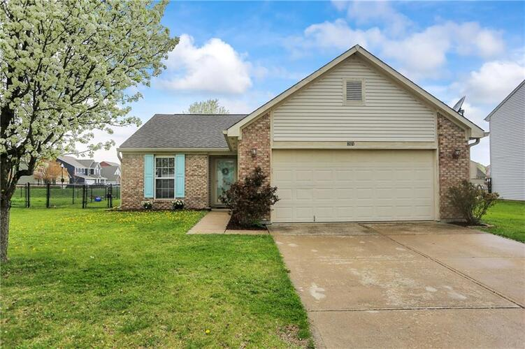 8010  Painted Pony Drive Indianapolis, IN 46217 | MLS 21778384