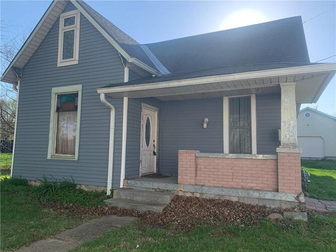 624 S State Street Greenfield, IN 46140 | MLS 21778466
