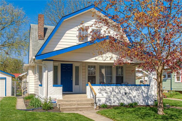 536 N Wallace Avenue Indianapolis, IN 46201 | MLS 21778523