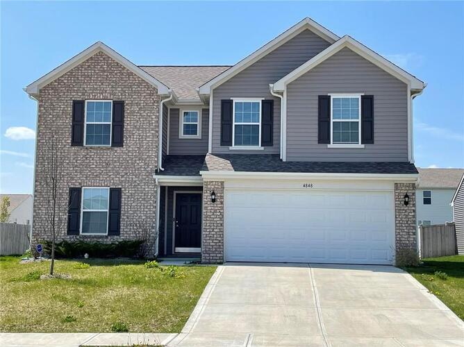 4848  Dunlin Drive Indianapolis, IN 46235   MLS 21779129