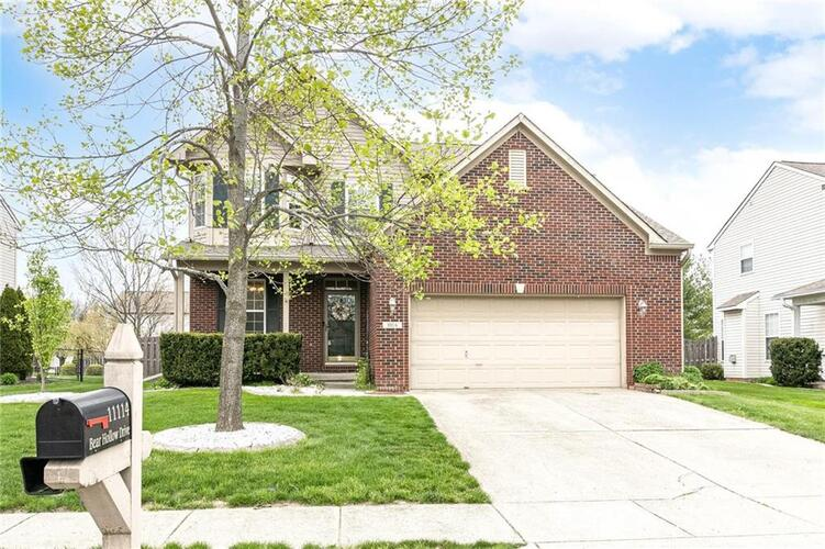 11114  Bear Hollow Drive Indianapolis, IN 46229 | MLS 21779251