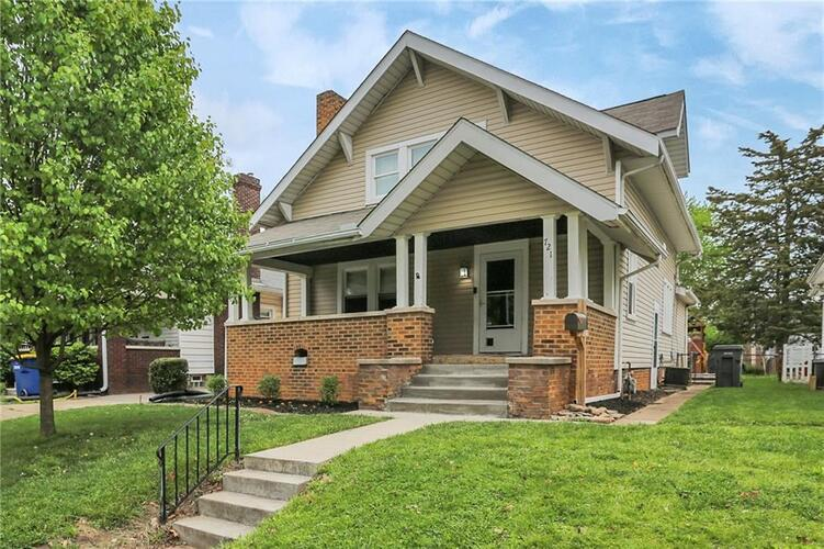 721 N Wallace  Indianapolis, IN 46201 | MLS 21779300