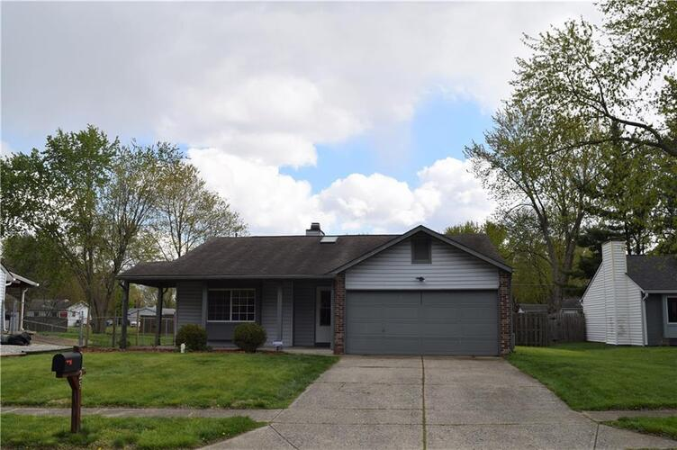 8425  Countryside Court Indianapolis, IN 46231 | MLS 21780842