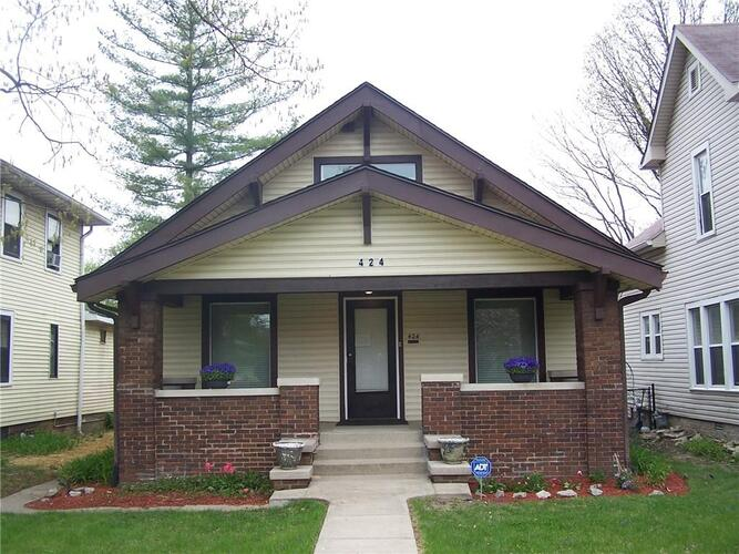 424 N Emerson Avenue Indianapolis, IN 46219 | MLS 21780877