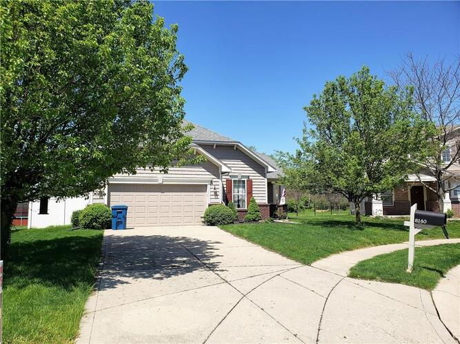 8140  Harshaw Drive Indianapolis, IN 46239 | MLS 21781137