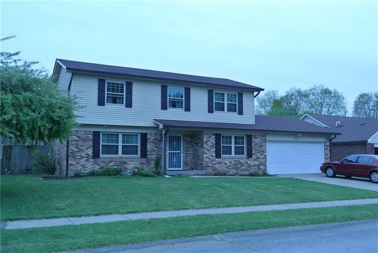 3223  Babette Drive Indianapolis, IN 46227 | MLS 21781773
