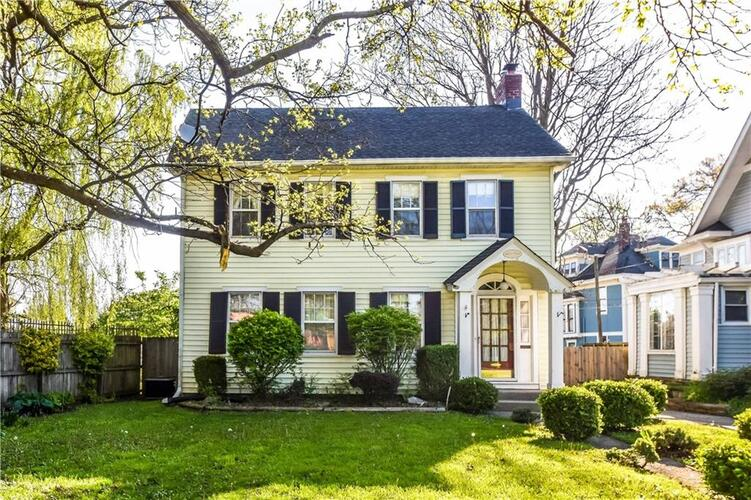 27 S Downey Avenue Indianapolis, IN 46219 | MLS 21782161