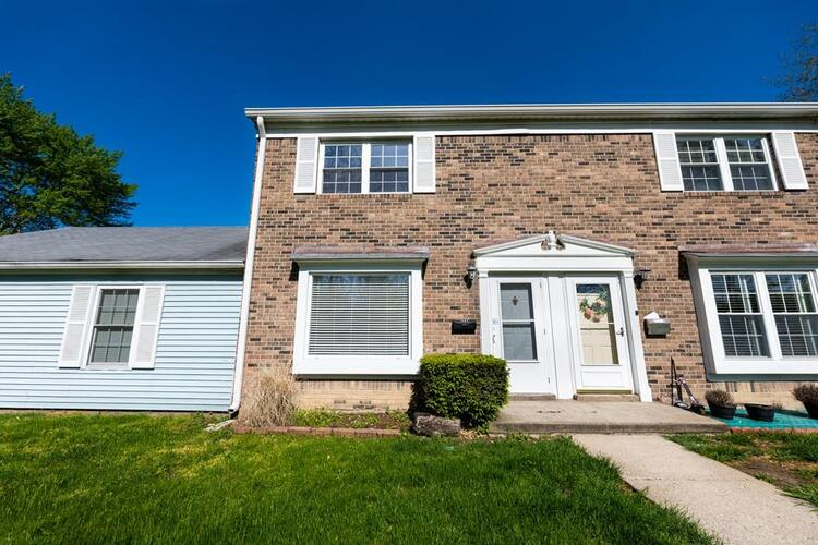 7464  WOODSHIRE Place Indianapolis, IN 46217 | MLS 21782300