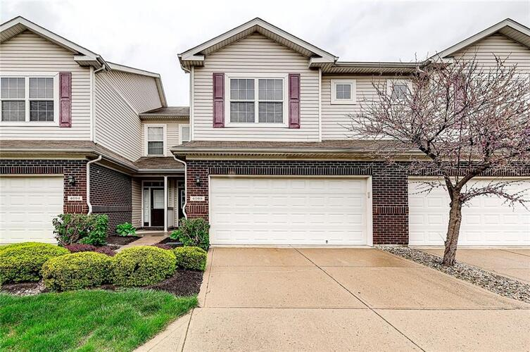 4088  Much Marcle Dr Unit  Zionsville, IN 46077 | MLS 21782402