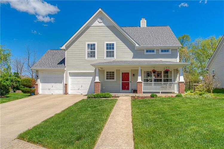 11036  Cowan Lake Court Indianapolis, IN 46235   MLS 21782730