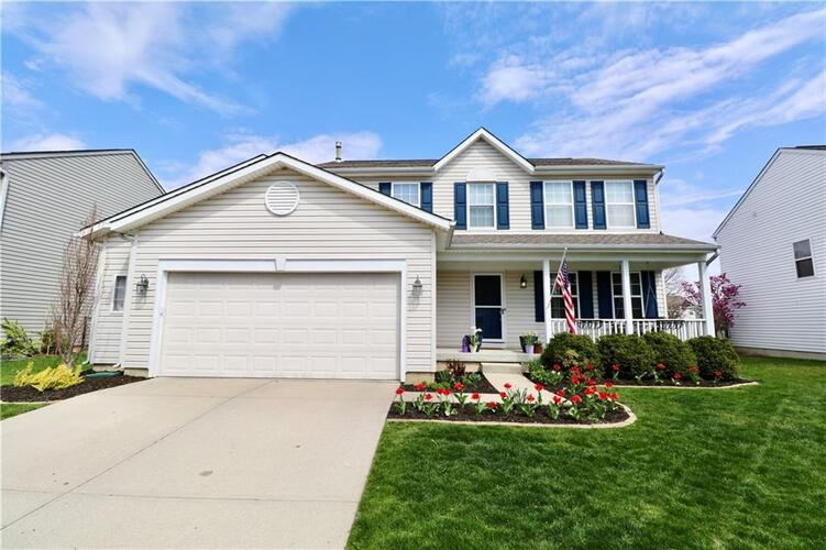 6612  Smithfield Drive Indianapolis, IN 46237 | MLS 21783096