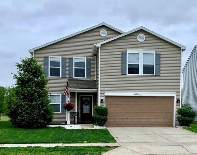 14754  Fawn Hollow Lane Noblesville, IN 46060 | MLS 21783816