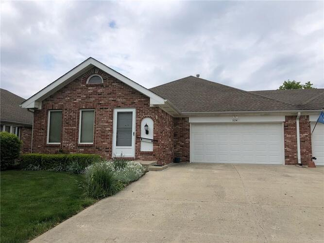 224  Lincoln Avenue Brownsburg, IN 46112 | MLS 21783851