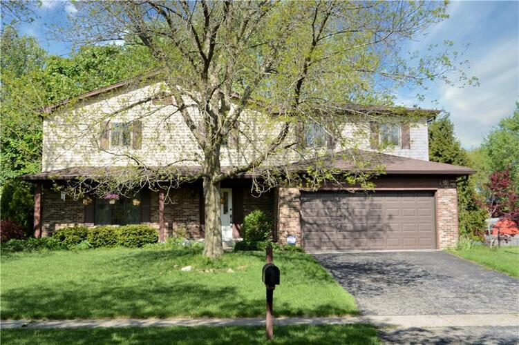 8014  Delbrook Drive Indianapolis, IN 46260 | MLS 21784116